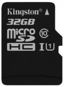MicroSD 32GB 10 class Kingston